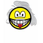 Einstein smile   womens_apparel_tshirt
