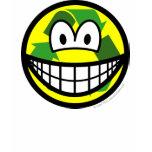 Recycle smile   womens_apparel_tshirt