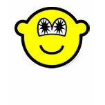 Star eyed buddy icon   womens_apparel_tshirt