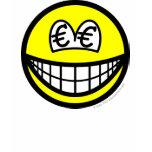 Euro eyed smile   womens_apparel_tshirt