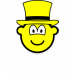 Yellow hat buddy icon Six Thinking Hats - Speculative positive  womens_apparel_tshirt