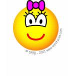 Baby girl emoticon   womens_apparel_tshirt