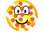 Pizza emoticon   womens_apparel_tshirt