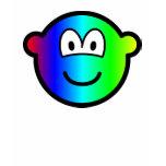 Rainbow buddy icon Colours  womens_apparel_tshirt