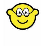 Reading glasses buddy icon   womens_apparel_tshirt