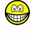 Blurry eyed smile   womens_apparel_tshirt