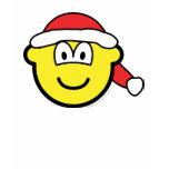 Santa hat buddy icon   womens_apparel_tshirt