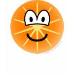 Orange emoticon   womens_apparel_tshirt