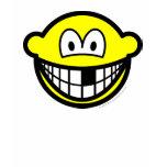 Missing tooth smile   womens_apparel_tshirt