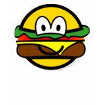 Hamburger emoticon   womens_apparel_tshirt