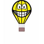 Balloon smile   womens_apparel_tshirt