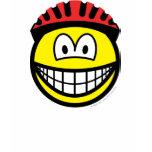 Biker smile   womens_apparel_tshirt