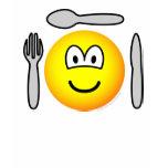 Cutlery emoticon   womens_apparel_tshirt