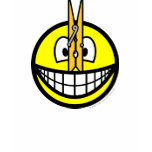 Pegged nose smile   womens_apparel_tshirt