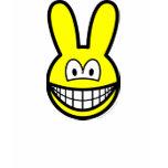 Bunny smile   womens_apparel_tshirt