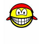 Bandana smile   womens_apparel_tshirt