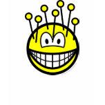 Pincushion smile   womens_apparel_tshirt