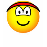 Headband emoticon   womens_apparel_tshirt
