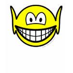 Elf smile   womens_apparel_tshirt