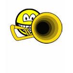 Trombone smile   womens_apparel_tshirt