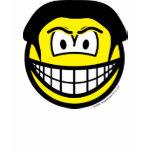 The Rock smile WWF  womens_apparel_tshirt