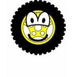 Tire emoticon   womens_apparel_tshirt