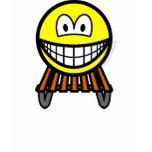 Sled smile   womens_apparel_tshirt