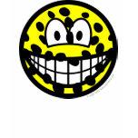 Cheetah smile   womens_apparel_tshirt