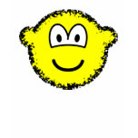 Fuzzy buddy icon or buddy icon after accidentally falling into the washing-machine  womens_apparel_tshirt