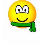 Green belt emoticon   womens_apparel_tshirt