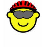 Biker buddy icon glasses  womens_apparel_tshirt