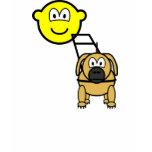 Guide dog buddy icon   womens_apparel_tshirt