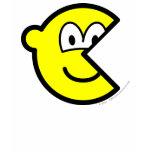 Pac Man buddy icon   womens_apparel_tshirt