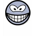 Alien smile   womens_apparel_tshirt