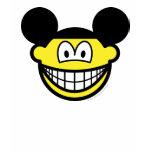 Disney world smile   womens_apparel_tshirt