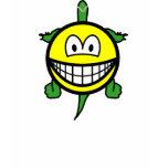 Turtle smile   womens_apparel_tshirt