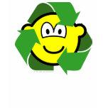 Recycle buddy icon version II  womens_apparel_tshirt