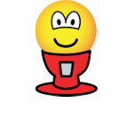 Gumball machine emoticon   womens_apparel_tshirt