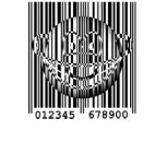 Bar code emoticon   womens_apparel_tshirt