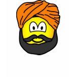 Sikh emoticon   womens_apparel_tshirt