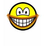 Goatee smile   womens_apparel_tshirt