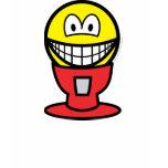 Gumball machine smile   womens_apparel_tshirt