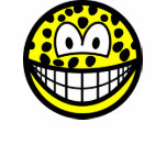 Leopard smile   womens_apparel_tshirt