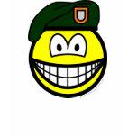 Green beret smile   womens_apparel_tshirt