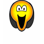 Scream emoticon   womens_apparel_tshirt