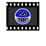 Film negative smile   womens_apparel_tshirt