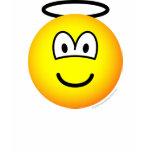 Angel emoticon   womens_apparel_tshirt