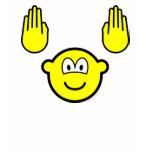 Handsup buddy icon   womens_apparel_tshirt