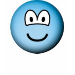 Uranus emoticon   womens_apparel_tshirt