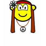 Hippie buddy icon   womens_apparel_tshirt